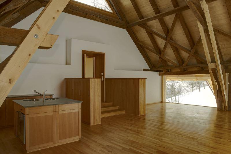 fotos bauernhaus sanierung waldenburg. Black Bedroom Furniture Sets. Home Design Ideas